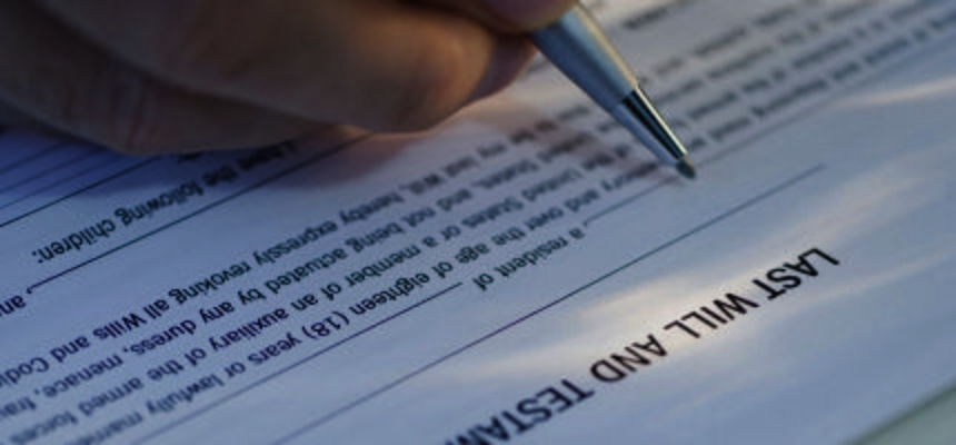 Facts about preparing wills